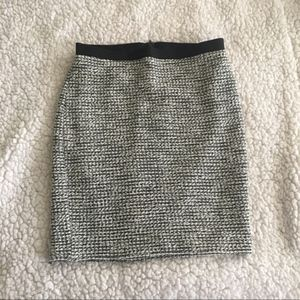 Ann Taylor LOFT Textured Boucle Pencil Skirt 2